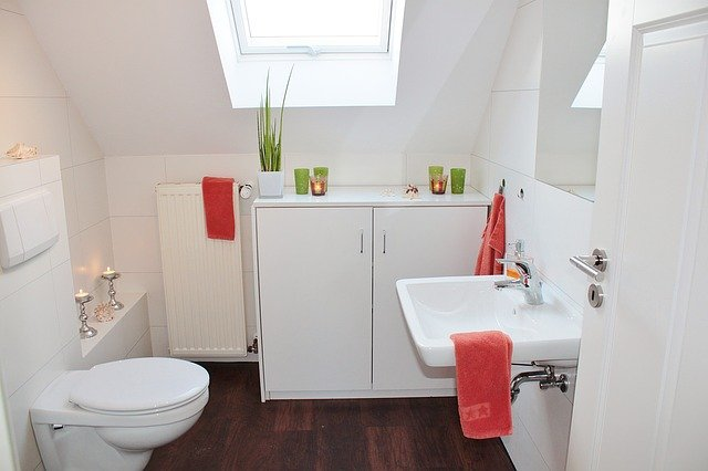 koupelnové umyvadlo