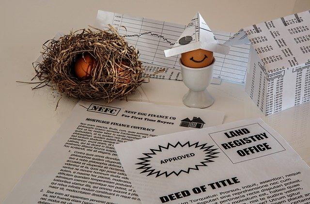 smlouva o koupi domu
