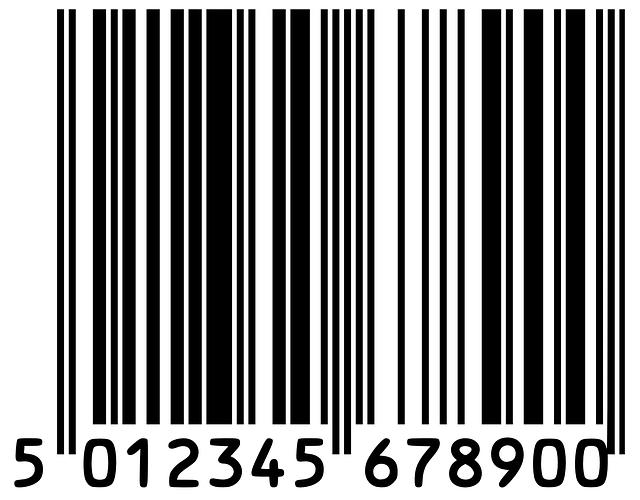obrázek čárového kódu